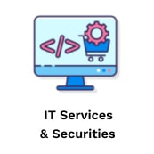 IT services and securities at Growthpal