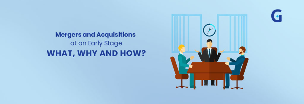 Mergers & acquisitions at an early stage growthpal investment banking service