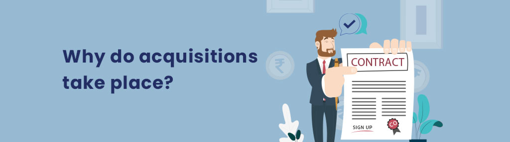 why do acquisitions take place? growthpal investment banking service
